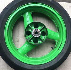Kawasaki ZXR 750 H 1990 Rear Wheel