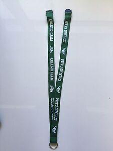 Colegio MayaguezUPRM CAAM RUM Lanyard ID Badge Holder