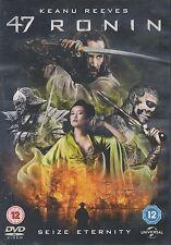 47 RONIN - Keanu Reeves, Hiroyuki Sanada, Tadanobu Asano (DVD + UV Code 2014)