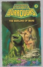 THE WARLORD OF MARS #3 by Edgar Rice Burroughs