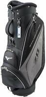 Mizuno Japan Golf Carry Caddy Shoulder Bag T-ZOID 5LJC179300 Black
