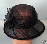 CAPPELLO DONNA IN SISAL, SINAMAY  HAT