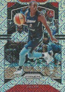 2020 WNBA PANINI PRIZM TIFFANY HAYES MOJO PRIZM PARALLEL CARD 07/25 DREAM #25