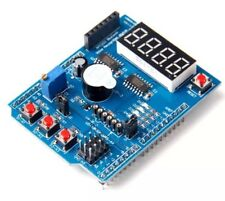 Multi Functional Expansion Board Shield kit Based Learning for Arduino UNO LED