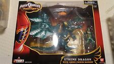 Power Rangers Mystic Force Xtreme Dragon with Green Power Ranger NEW