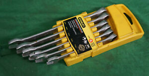Stanley Combination Wrench Set 6PC 85-928 10-15MM Metric