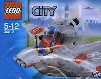 LEGO CITY Flughafen Leichtflugzeug mit Pilot 30012