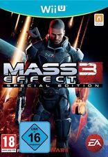 Nintendo Wii U Mass Effect 3 III Special Edition Neuware Uncut