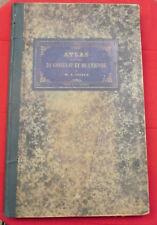 Atlas du Consulat et de l'Empire, par M. A. Thiers