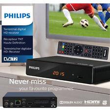 Philips DVB-T2 HD Receiver mit Aufnahmefunktion »DTR 3202«