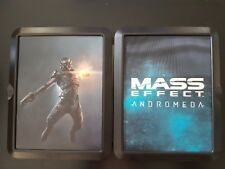 Mass Effect Andromeda - 3D - Frame / Steelbook - rare -  limited edition - PS4