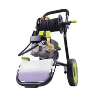 Sun Joe Commercial Series Pressure Washer | 2 GPM Max | 120 Volt | Hose Reel