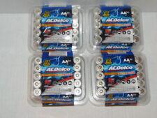 120 AC Delco AA Alkaline Battery (4X 30 pack) Expiration 2027   (GAR-2x4)