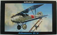 Eduard 7018 - Albatros D. V - 1:72 - Flugzeug Modellbausatz - Model Kit