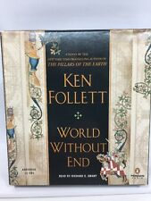 Pillars of the Earth: World Without End Bk. 2 by Ken Follett (2007, CD, Abridge…