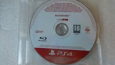 Bloodborne PS4 PROMO Game Rare for Sony PlayStation 4.