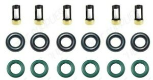 Fuel Injector Seal/O-Ring Kit for Nissan 350Z / Infiniti G35 (VQ35DE) Murano