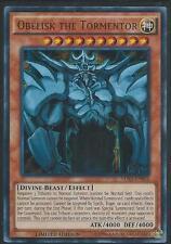 Yugioh Card - Obelisk The Tormentor *Ultra Rare* LDK2-ENS02 (NM/M)