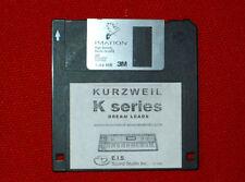 Disquette Lead mène des programmes correctifs PDQLqUH pour Kurzweil k2000 k2661 k2500 k2600 pc3k