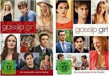 Gossip Girl Staffel 4+5 DVD Set NEU OVP
