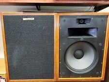 Klipsch Heresy HBR Loudspeaker Pair  -  Working great & Good Condition