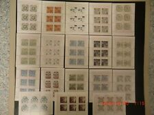 Collection of blocks PORTUGAL (18pcs) **MNH, Michel cat.124€