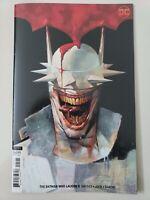 THE BATMAN WHO LAUGHS #5 (2019) DC SNYDER! JOCK! 1ST PRINT! VARIANT COVER NM