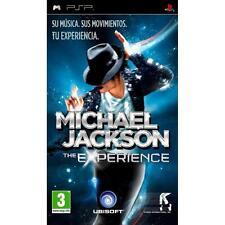 Michael Jackson the Experience Sony PSP Español precintado