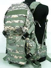 Tactical Molle Patrol Rifle Gear Backpack Hunting Camping Survival Bug Out Bag