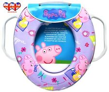 Peppa Pig Toilet Baby Seat Children's Soft Padded Toilet Seat(Training Seat)