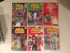 The Tick Heroes of the City #1-6 SET comic books Amazon TV show