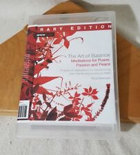The Art of Balance : Meditations for Power, Passion and Peace by Tricia...
