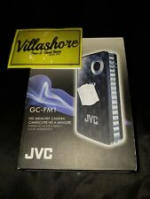 JVC GC-FM1 Camcorder - Black Ice RS2852