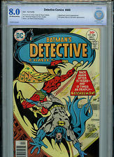 Detective Comics #466 Batman DC Comics CBCS Graded 8.0 VF 1976