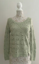 Anthropologie Knitted & Knotted Sweater sz Medium