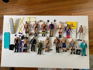 WWE Mattel Lot
