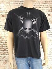 Halo Shirt Size XLarge 21x25 official Xbox 360 brand black T-shirt