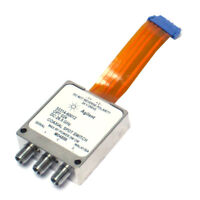 Agilent 33314-60012 Opt 024 Coaxial SPDT Switch DC to 26.5 GHz Ribbon Interface