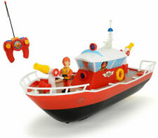 Dickie 203099621 Feuerwehrmann Sam RC Boot Titan