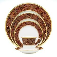 Noritake China Xavier Gold 40Pc China Set, Service for 8