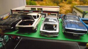 1/18 DIECAST CAMARO JUNKYARD CARS