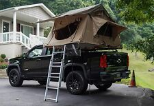 Hot Metal Fab Low-Profile Over The Bed Rack fits any truck, and any rooftop tent