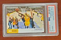 💎 2012 Panini Hoops Action Photos Kobe Bryant HOF Lakers SHARP PSA 10 GEM MT 💎