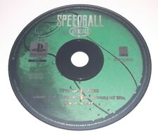 SPEED BALL 2000 SPEEDBALL - PlayStation 1 PS1 Play Station Game Bambini Gioco
