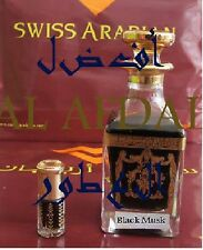 12ml Black Musk (Makkan) by Al-Afdal Concentrated Perfume Oil Musc Misk
