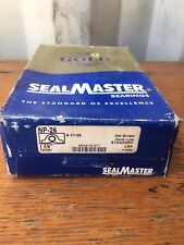 Sealmaster NP-26  - Standard Duty - Two Bolt Pillow Block - Setscrew Lock -