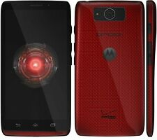 GOOD Motorola DROID MAXX XT1080 RED Android 4G LTE WIFI Touch VERIZON Smartphone