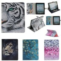 Tiger Lion Case for Apple iPad 5th 6th Generation 9.7 iPad 5 2017 6 2018 Cover