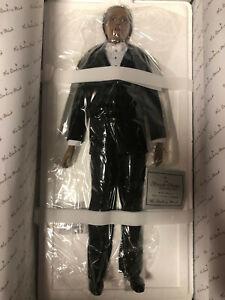 The Barack Obama Inaugural Doll The Danbury Mint