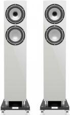 Tannoy Revolution XT 6F Speakers - Pair WHITE Tower Home Floor Best RRP £1000